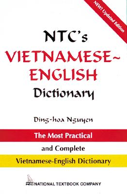 Ntc's Vietnamese-English Dictionary By Nguyen, Inh Hoa/ Nguyen, Dinh-Hoa